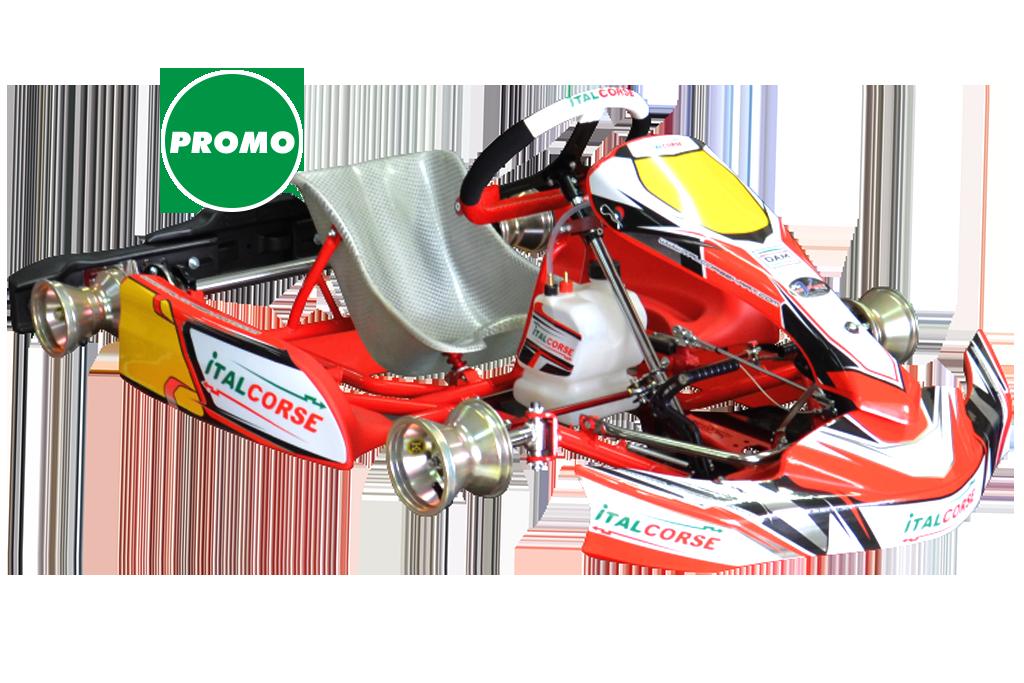 Telaio Italcorse 60 Mini 2015-2020