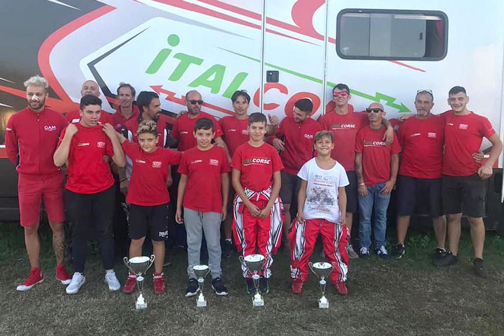 Week end conclusivo nel Circuito Internazionale di Arce, per la prova finale del Trofeo Preparatori Lazio